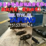 泰丰二通插装阀YN32型油压机系统