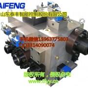 四柱压力机油压机二通插装阀生产厂家