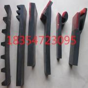 输送带裙板夹持器 ,角铝,挡煤皮子