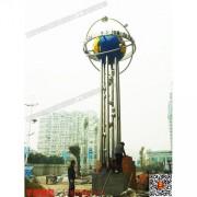 华阳雕塑 重庆园区雕塑 贵州不锈钢雕塑 四川景观雕塑