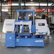 GZ4240金属锯床 鲁班新款上市 节能环保自动送料