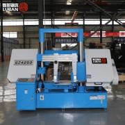 GZ4250双柱数控锯床 质量严格把控 操作简单公差小