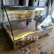台式一层泡芙电热暖酥炉.商用食品保温加热陈列展示柜