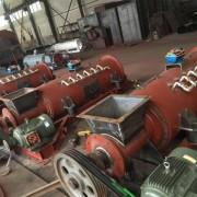 河南洛阳单轴粉尘加湿机厂家报价|九宸环保|同行推荐商家